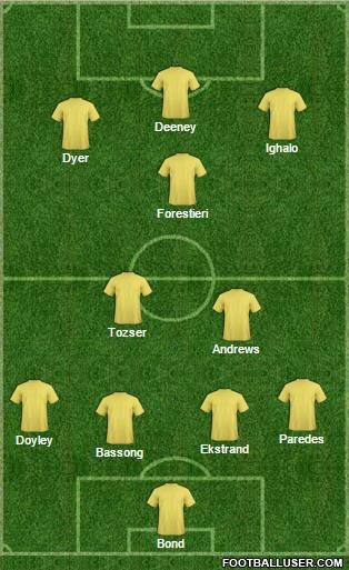 derby team